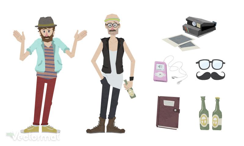 Hipster_compilation