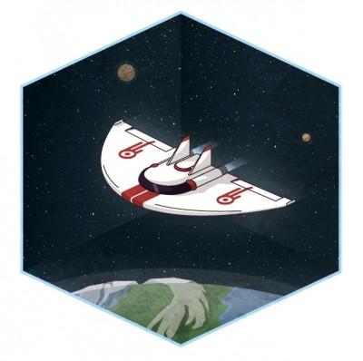 Spaceship 0001